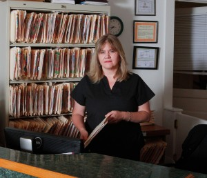 Beverly - patient coordinator - dentist in henderson, nc - Roberson Family Dentistry